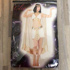Adult med/large Cleopatra costume complete